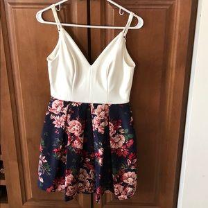 Women's Homecoming dress